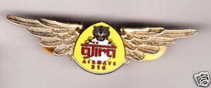 LOST AJIRA Flight 316 Pilot Wings Lapel Pin