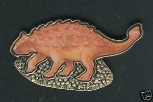 Ankylosaurus Magniventris Lapel Pin