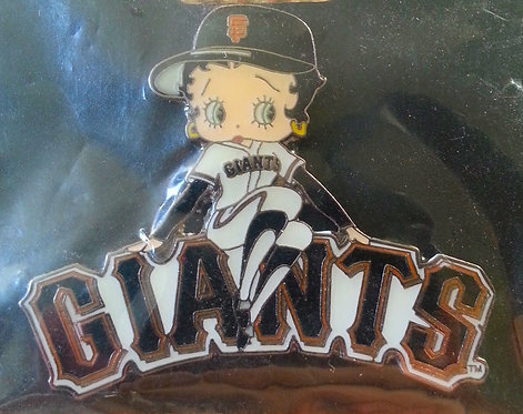 Willie MAYS 1951 ROOKIE OF THE YEAR Lapel Pin