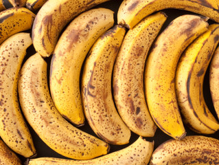 When life gives you (ripe) bananas