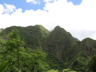 Trip to Iao Valley