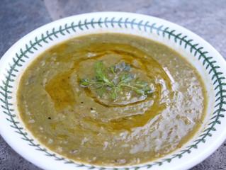 Springtime Asparagus Soup