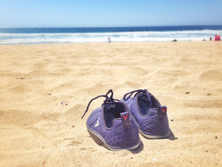 The hunt for eco-friendly running shoes