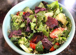 Raw Vegan Tabouli