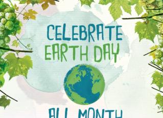 Happy Earth Month! How are you  celebrating?