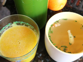 How to stay healthy when everyone is getting sick!