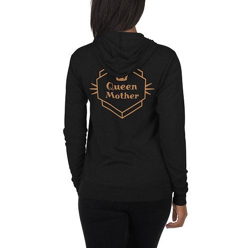 Revenue - Queen Mother Zip Hoodie