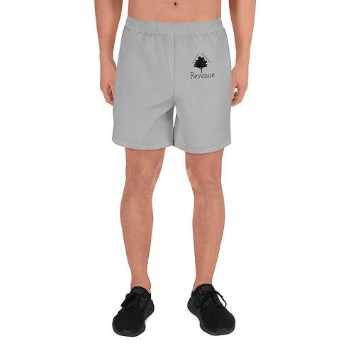 Men's Athletic Revenue Long Shorts