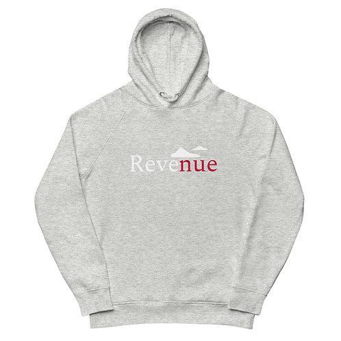 Organic Revenue hoodie - Clouds