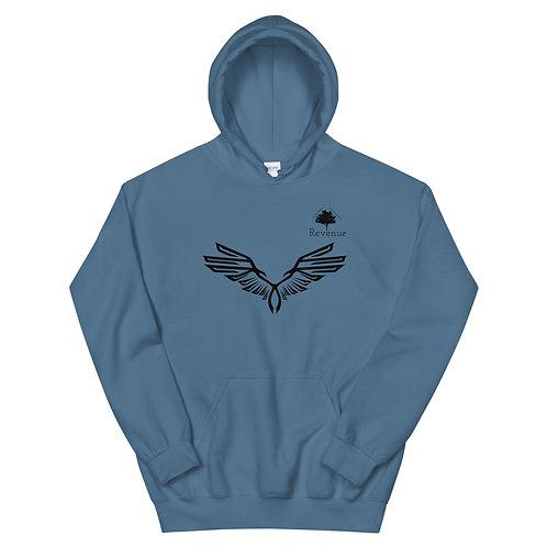 Unisex eagle Hoodie