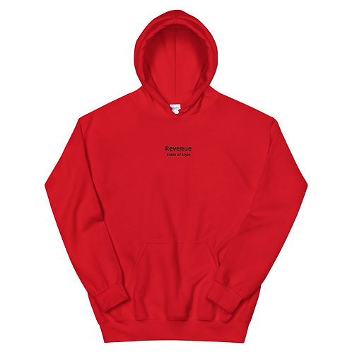 Unisex Hoodie - embroydery (state of style)