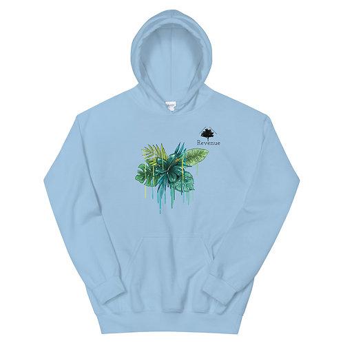 Unisex Flower Hoodie