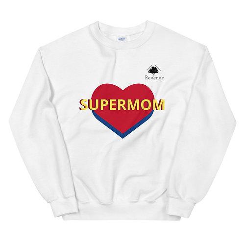 Revenue - Supermom Sweatshirt