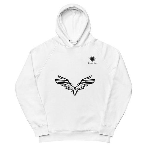 Organic Revenue Eagle Pullover Hoodie