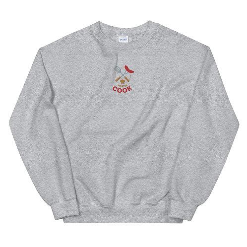Revenue - Master Cook Embroidery Sweatshirt