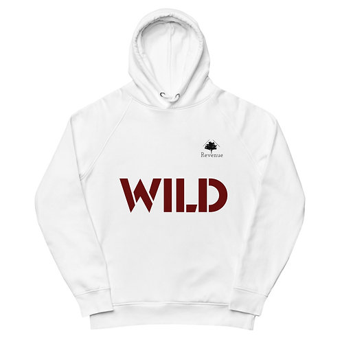 Organic Revenue Wild Pullover Hoodie
