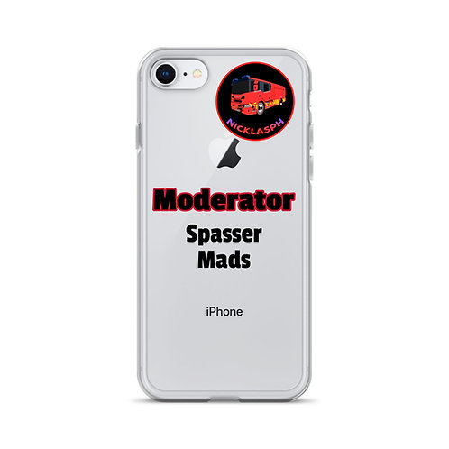 Iphone SE - Moderator Spasser Mads