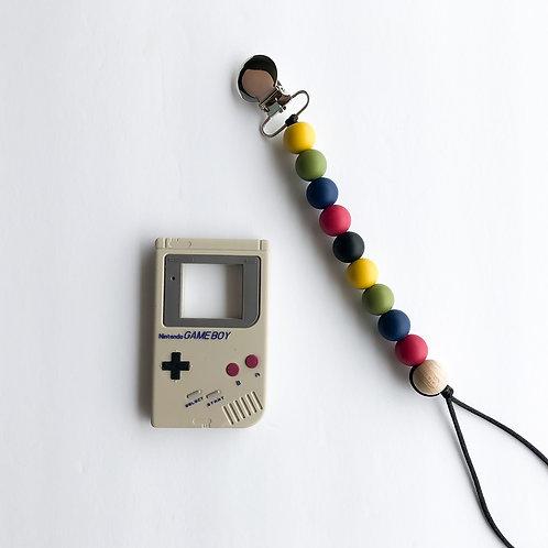 Game Boy Teether Clip