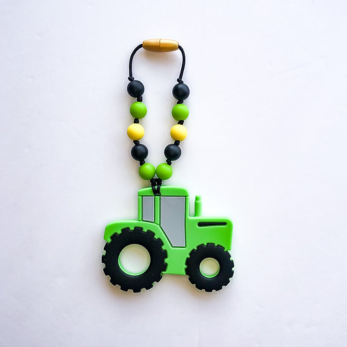 Tractor Teether Toy