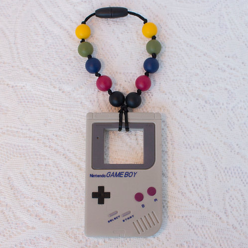 Gameboy Teether Toy