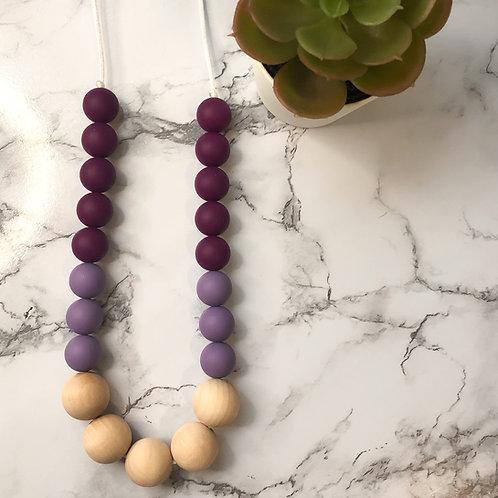 Woodline Teething Necklace