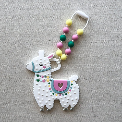 Llama Teether Toy