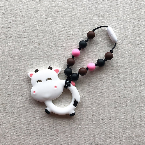 Cow Teether Toy