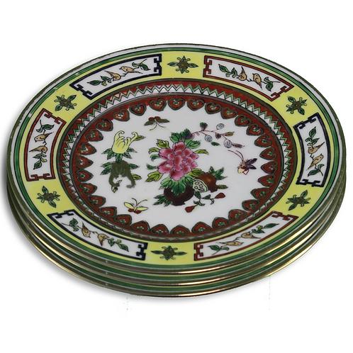 Set of 3 Japanware side plates