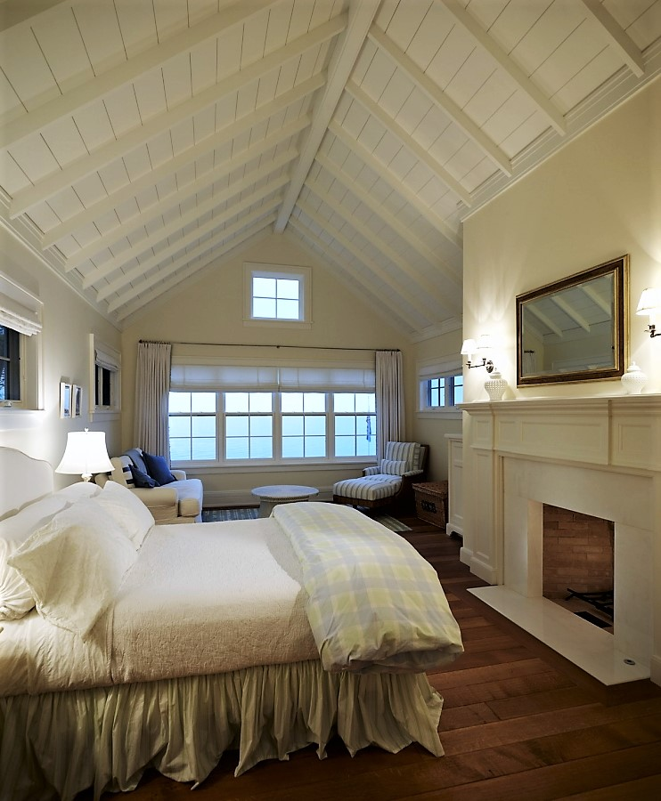 Lakeside, MI Beach House Bedroom