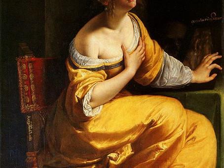 More than Muses: Artemisia Gentileschi