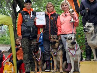 Наша команда на Чемпионате Москвы ОКД-ЗКС