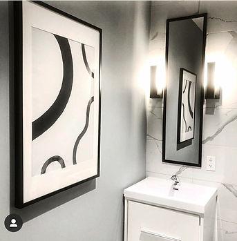 Bathroom Painting Residfential Painting
