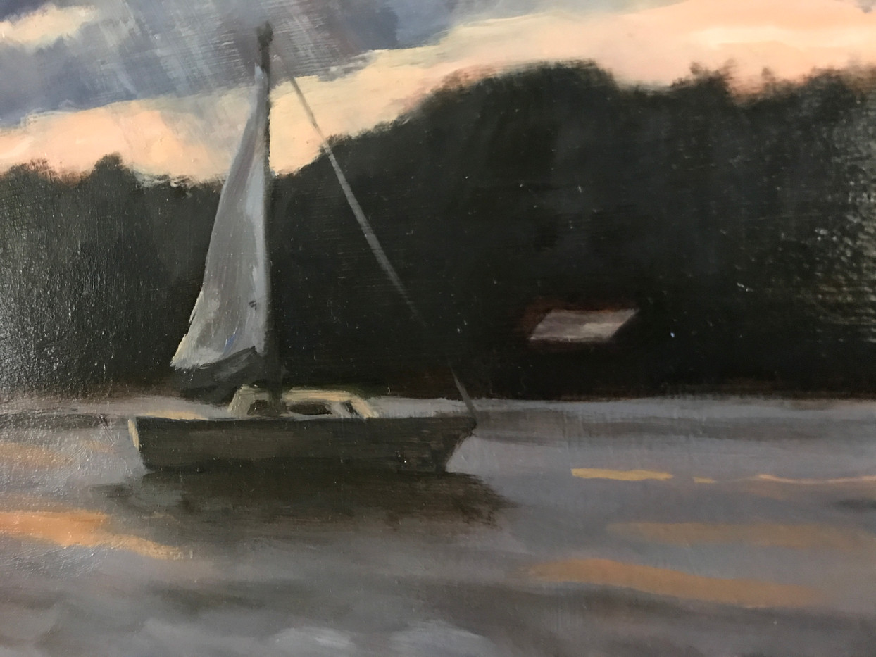 #23-ALFORD,KELLEY-_PASSING BY_-OIL-11X14