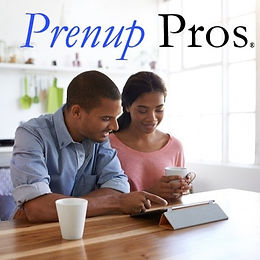 Prenup Pros Services