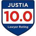 Justia 10.0 Rating for Lawyer Jeffrey Weaver