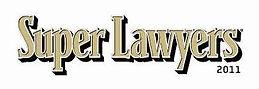 Jeff Weaver Super Lawyers 2011