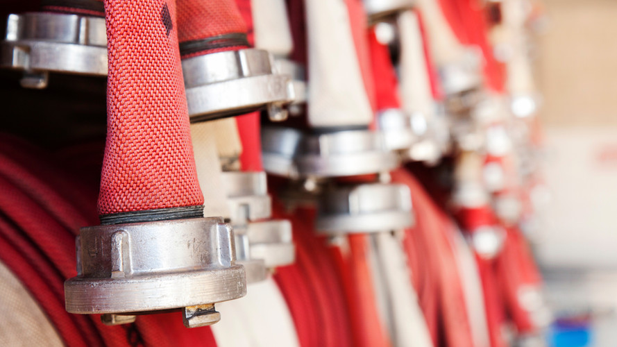 Fire Fighting Equipment - Fire Hoses in Quezon City