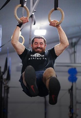 CrossFit Trianing Finn
