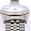 Thumbnail: Rolex 16234 Datejust - White Dial on Jubilee