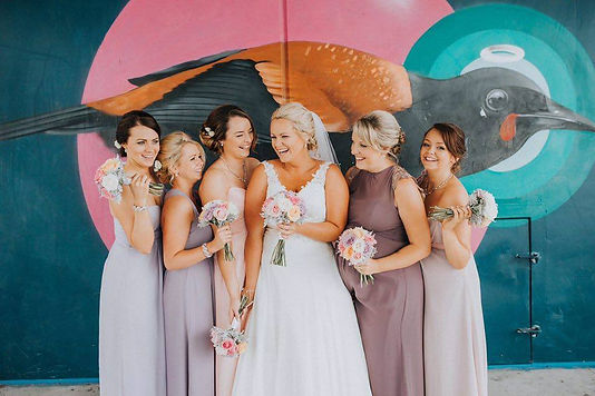 Tauranga Wedding Makeup Artist Desiree Osterman