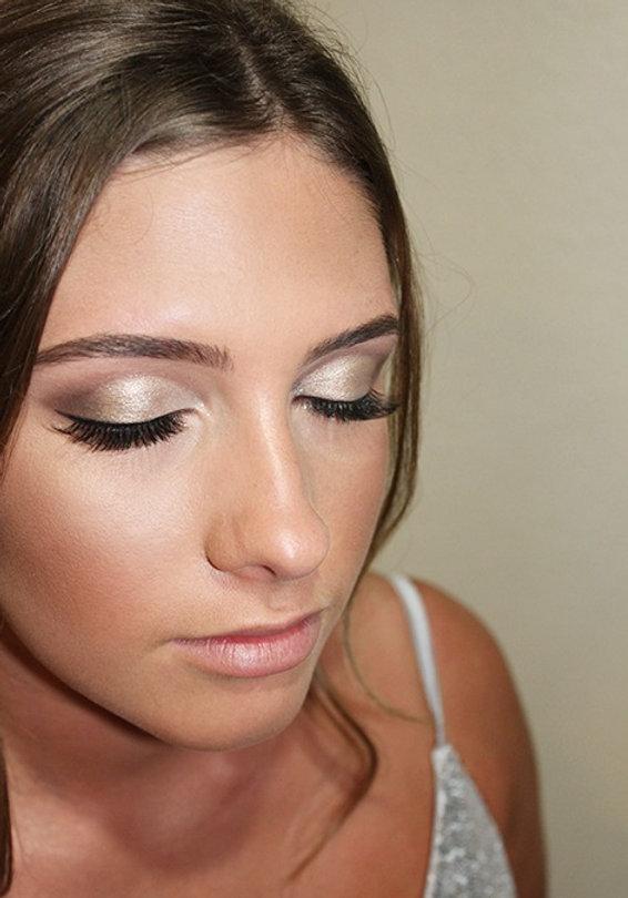 Tauranga Ball Makeup