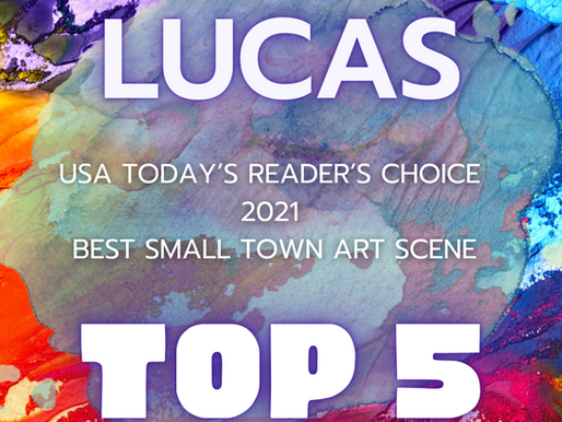 2021 USA Today Reader's Choice Winner