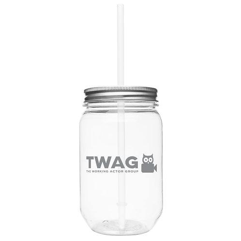 TWAG Mason Jar