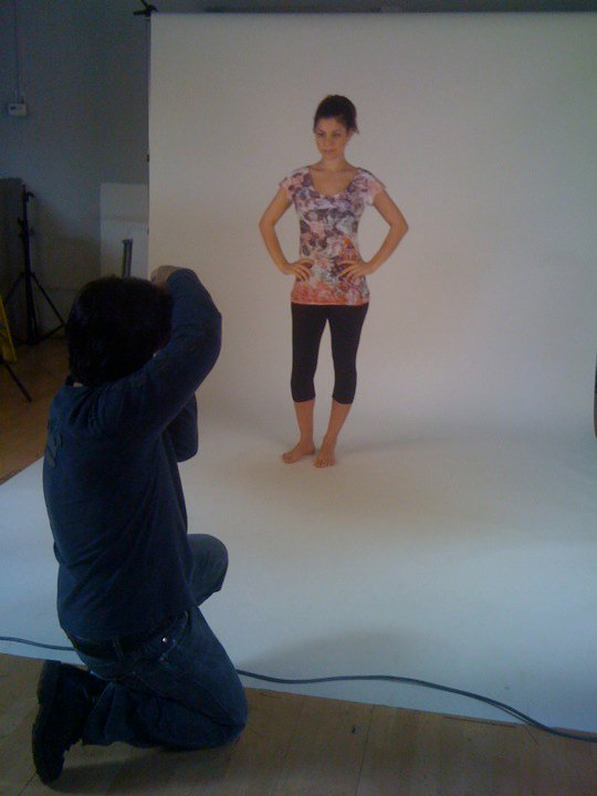 Photoshoot for Avani Activewear