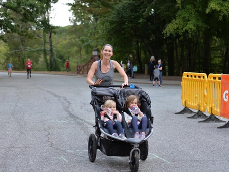 FIT4MOM: A Journey of Motherhood and Running