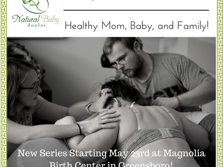 5 Reasons to Take Our Natural Birth Classes