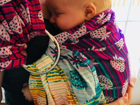 Babywearing - The Options!