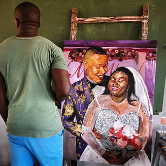 Portrait of an African Marriage