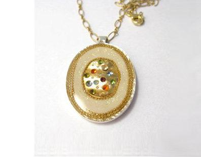 zarkon stones pendant necklace
