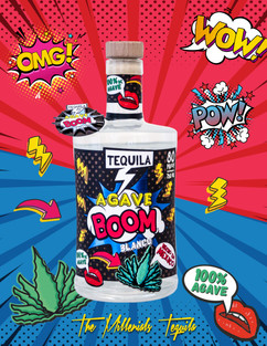 Agave Boom Tequila